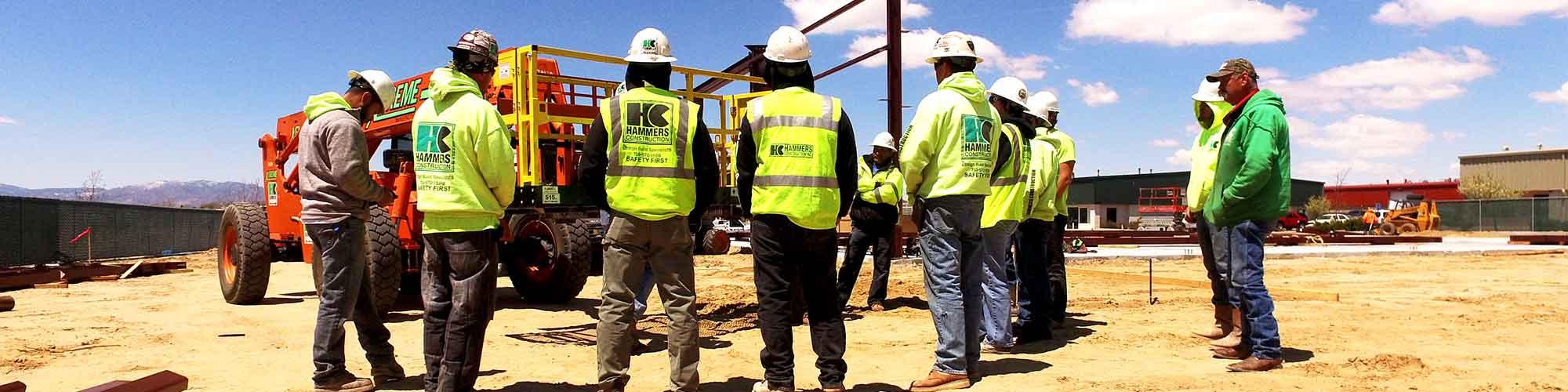 Construction careers in Colorado Springs & Denver, CO