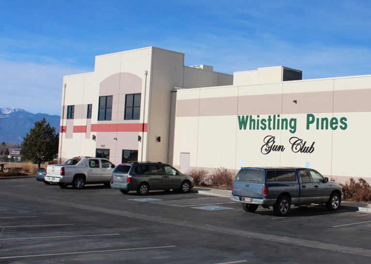 Whistling Pines Gun Club
