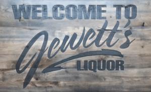 Jewett's Liquor